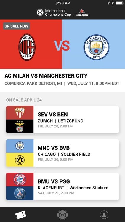 International Champions Cup screenshot-4