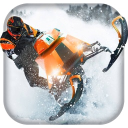 ATV Quad Bike Snow Racer