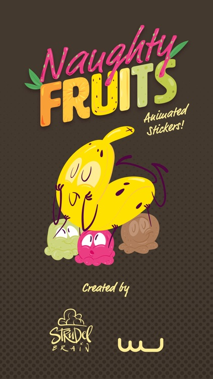 Naughty Fruits (animated!)