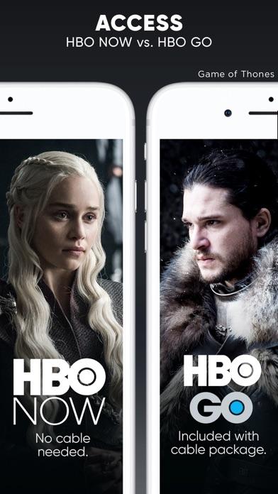 HBO NOW: Stream TV & Movies app image