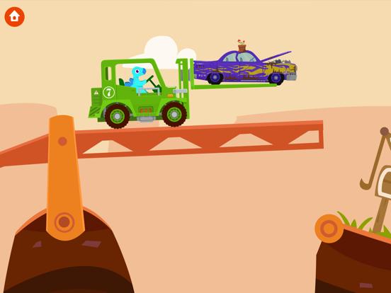 Dinosaur Rescue - Truck Gamesのおすすめ画像2