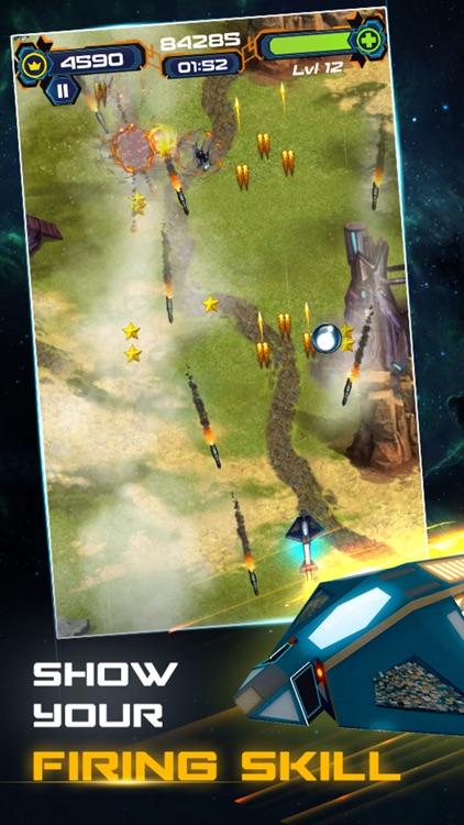 3D Sky Force : Space Shooter screenshot-3
