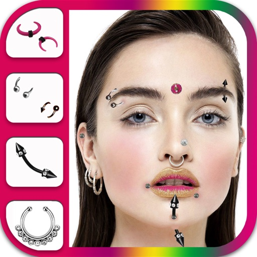 Piercing Photo Editor - Booth