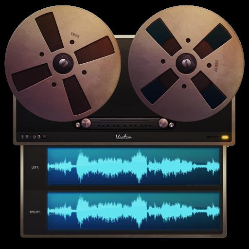 Vector 2 Express - Audio Recorder and Editor