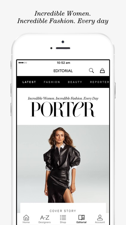 NET-A-PORTER: Designer Fashion