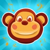 ABCの第一の言葉!子供のためのゲーム:名前や動物、車、果物や野菜の発音。 話す、学ぶ、聞く。 幼稚園、保育園や学校に無償! - iPhoneアプリ