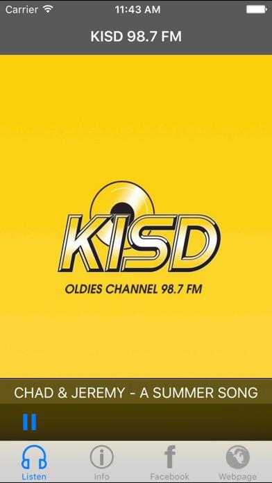 KISD 98 7 FM | App Price Drops