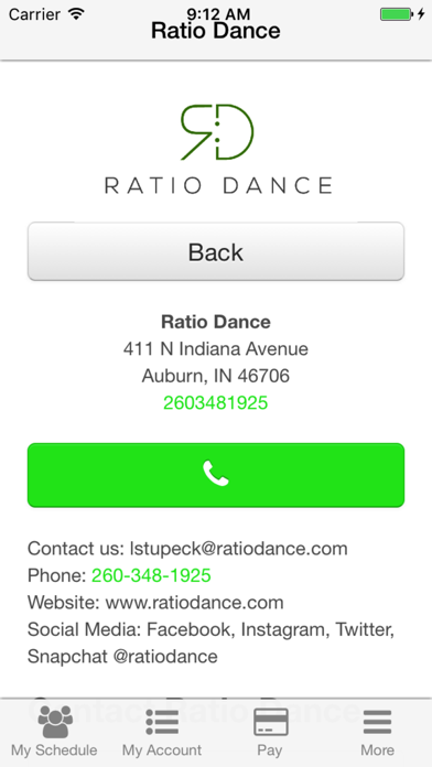 Ratio Dance | App Price Drops