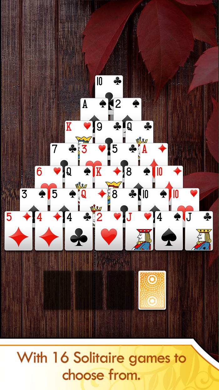 Solitaire Deluxe® 2: Card Game Screenshot