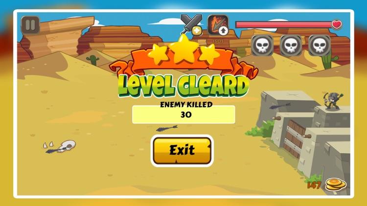 Monster Warrior Defence screenshot-4