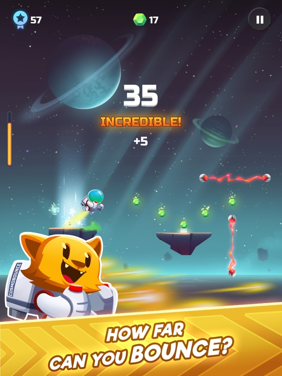 Cosmo Bounce screenshot 6