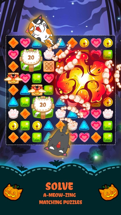 Fancy Cats - Puzzle & Kitties screenshot-3