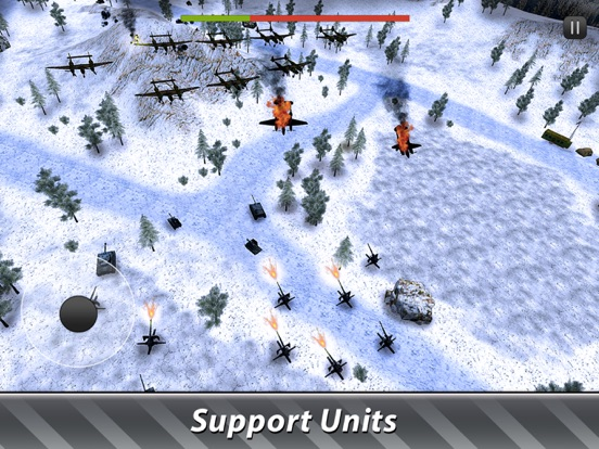 Tanks Battle Simulator Full screenshot 7