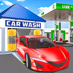 City Car Wash Gas Station