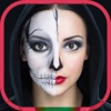 Zombie Booth - Halloween face picture maker