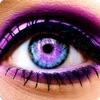 Selfie Eye Colour and Face Makeover - Change your color or add galaxy, wild cat and rainbow contact lenses then add lashes, liner and eyebrows Ranking