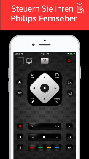 Philremote Remote Philips Tv Im App Store