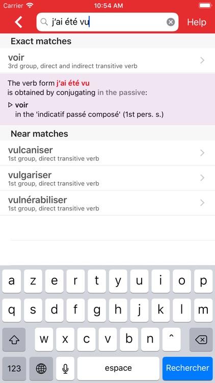 Bescherelle Conjugaison screenshot-3