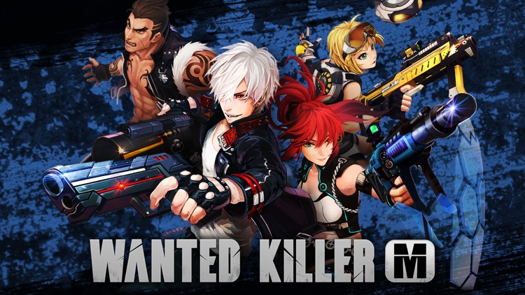 Wanted Killer M