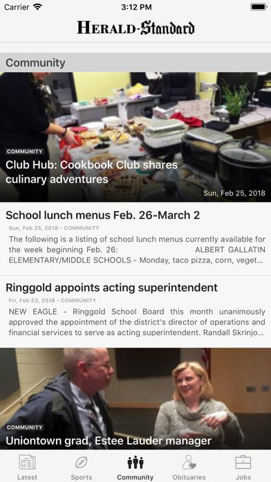 Herald Standard   App Price Drops