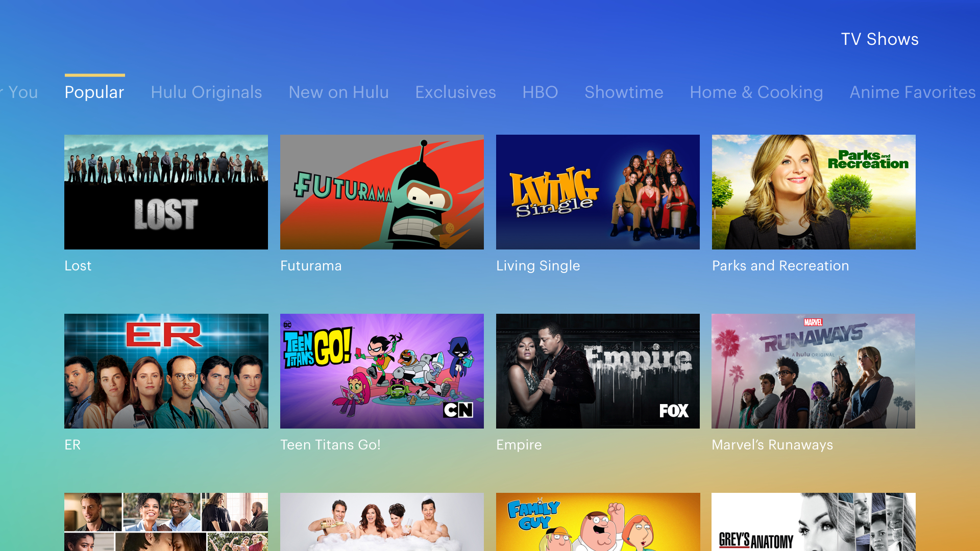 Hulu: Stream TV shows & movies screenshot 21
