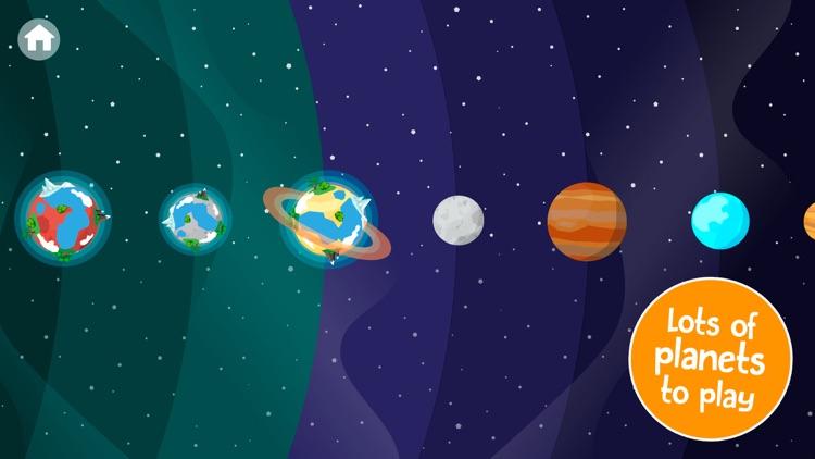 Comomola Planets Puzzle screenshot-3