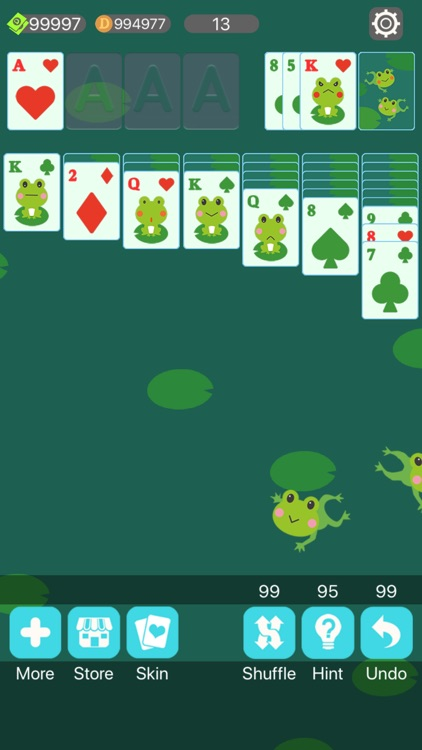 Solitaire - Card Collection screenshot-5