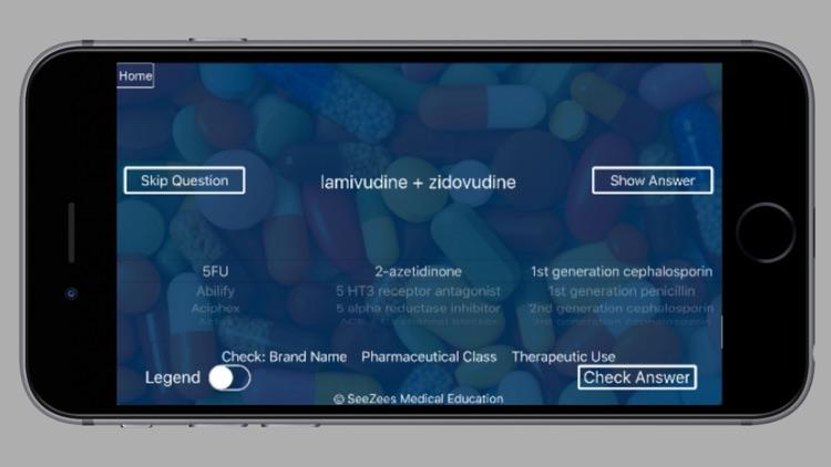 Seezee's Top 300 Drug Study