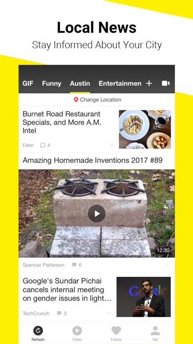 download TopBuzz - Viral Videos & News apps 3