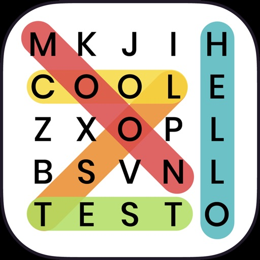 Word Search: Connect Puzzle