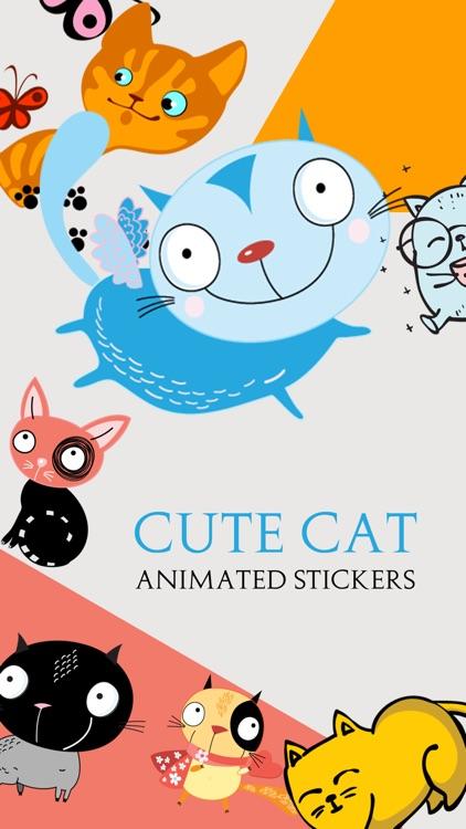 Animated Cats Moji