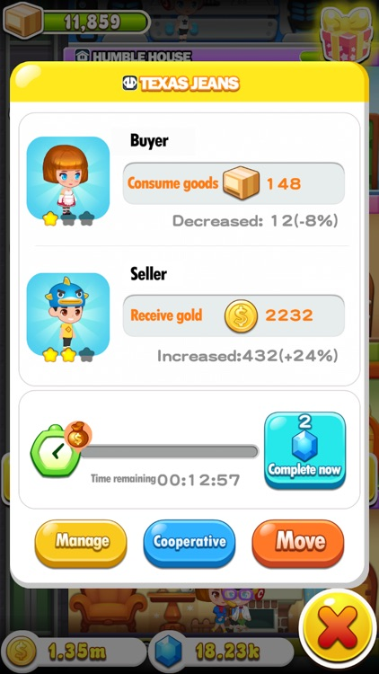 HappyMall 3 screenshot-1
