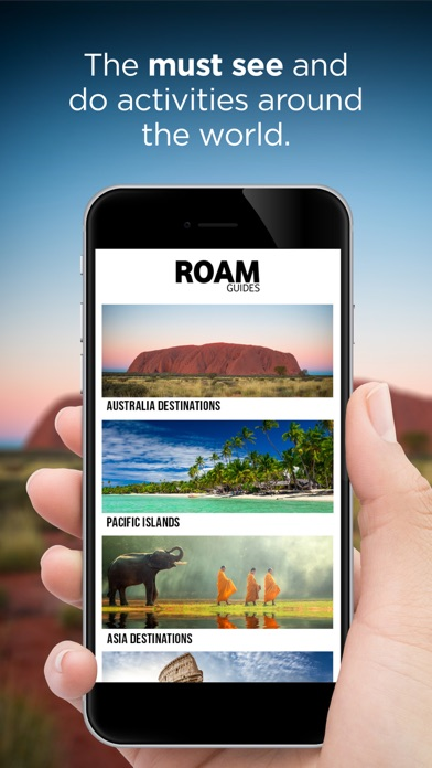 Roam Quick Guides screenshot two