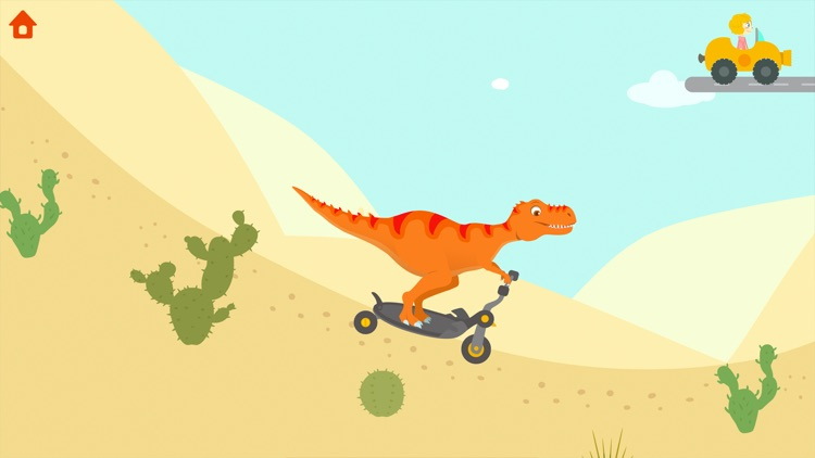 Jurassic Dig - Dinosaur Games screenshot-2