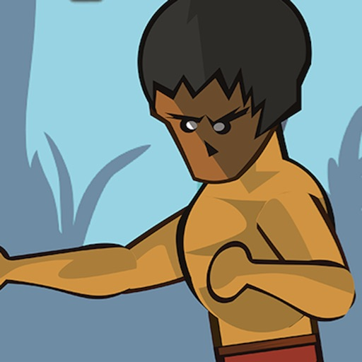 Kung Fu Fighter -kungfu master iOS App