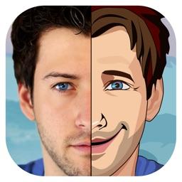 Cartoon Face animation creator
