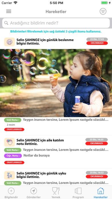 Kelebekler Kids Adana screenshot one