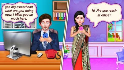 Indian Couple Honeymoon screenshot one