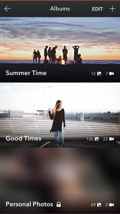 Secret Apps - photo vault app to hide photo, video screenshot-3