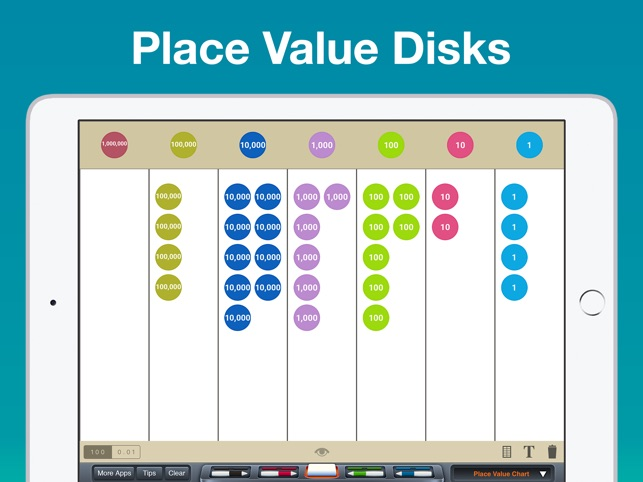 Place Value Disks on the App Store