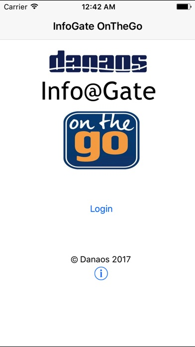 InfoGate OnTheGo for iPhone Preview 0