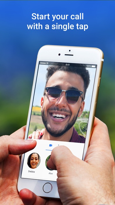 Google Duo – simple video calling Screenshot 3