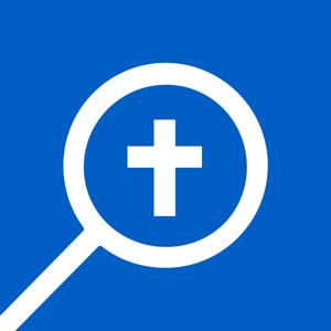 Logos Bible Study Tools Reference app