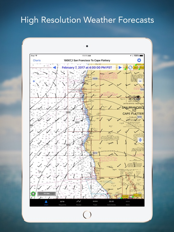 iNavX - Marine Chartplotter Screenshots
