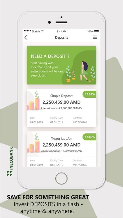 InecoMobile - Your Mobile Bank screenshot-3