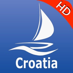 Croatia GPS Nautical Chart Pro