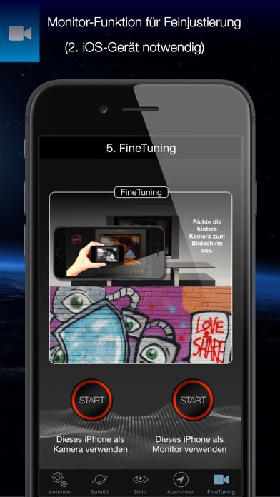 SatFinderScreenshot von 5