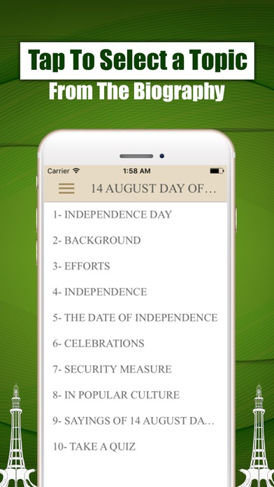 14 August Day Of Pakistan Independence screenshot three
