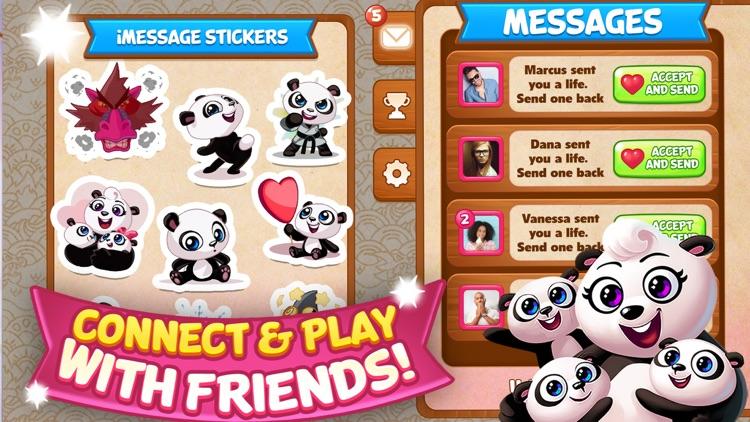 Panda Pop - Bubble Shooter screenshot-4