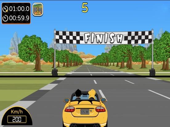 Car Rush 1980s screenshot 7